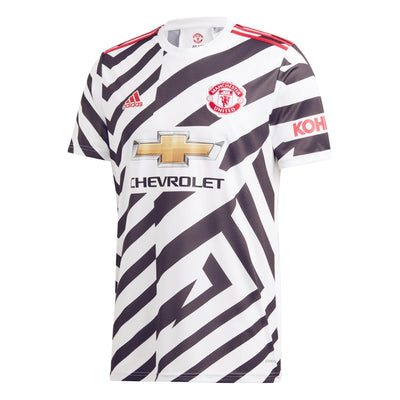 adidas Manchester United 2020/21 Mens Third Shirt
