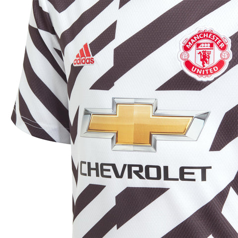 adidas Manchester United 2020/21 Kids Third Shirt
