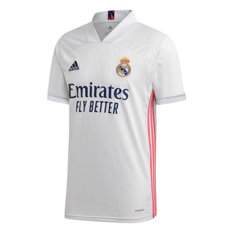 adidas Real Madrid 2020/21 Mens Home Shirt