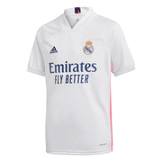 adidas Real Madrid 2020/21 Kids Home Shirt
