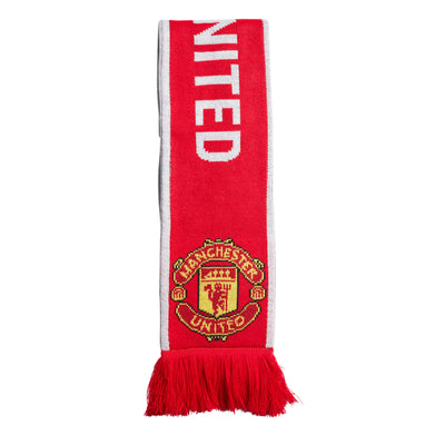 adidas Manchester United FC Supporters Scarf