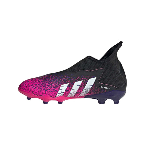 adidas Predator Freak.3 Laceless FG Kids Football Boot Superspectral