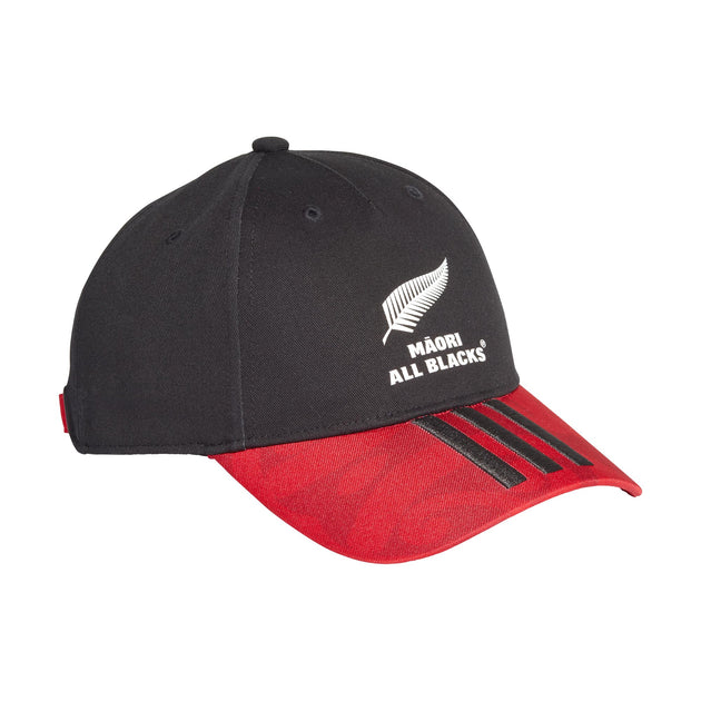 Adidas Maori All Blacks Baseball Cap Black Red A A Sports