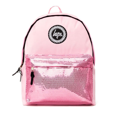 Hype Sequin Backpack