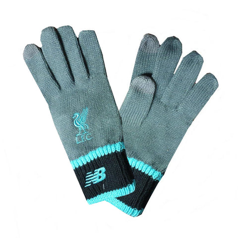 New Balance Liverpool FC Elite Knitted Gloves