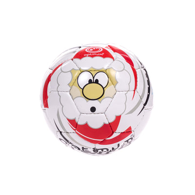 Optimum Christmas Santa Mini Football