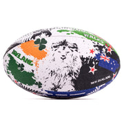 Optimum Lions Rugby Ball