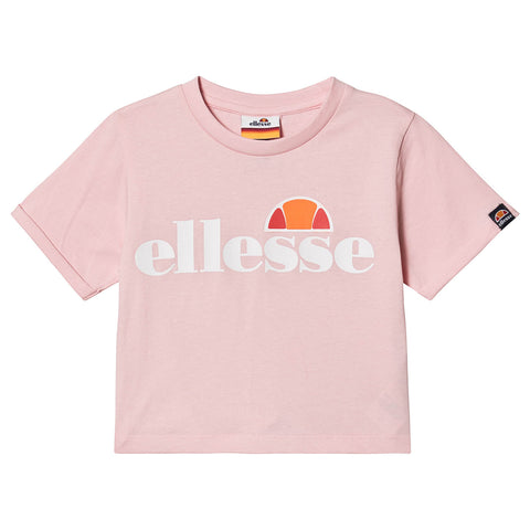 Ellesse Nicky Junior Girls Cropped T-Shirt
