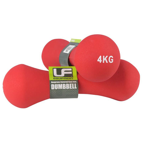 Urban Fitness Bone Dumbells (pair) 4kg