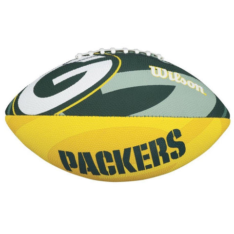 Wilson NFL Junior Green Bay Packers American Football