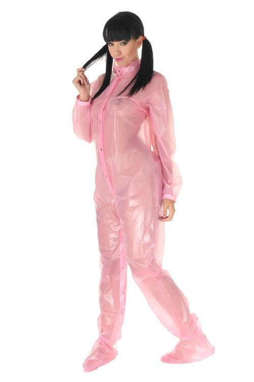 PVC Adult Baby Suit Rompers for Women (AB06)