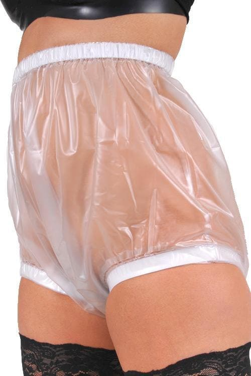 Full unisex PVC diaper pants for incontinence and adult baby (PA12)