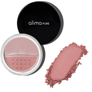 Alima Pure Satin Matte Blush ANTIQUE ROSE