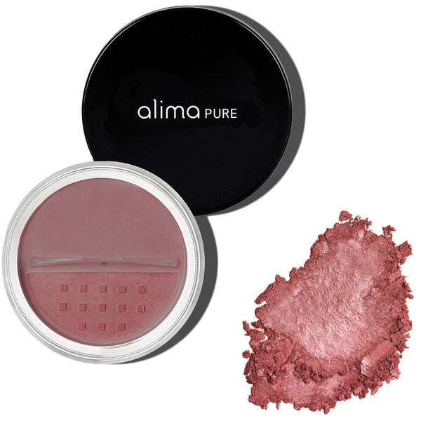 Alima Pure Luminous Shimmer Blush GARNET
