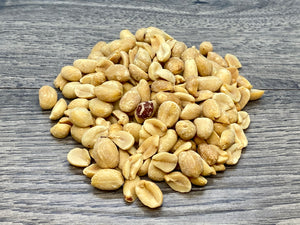 Peanut Roasted & Salted No Shell (1 lb) - fruitsandveggiess.com