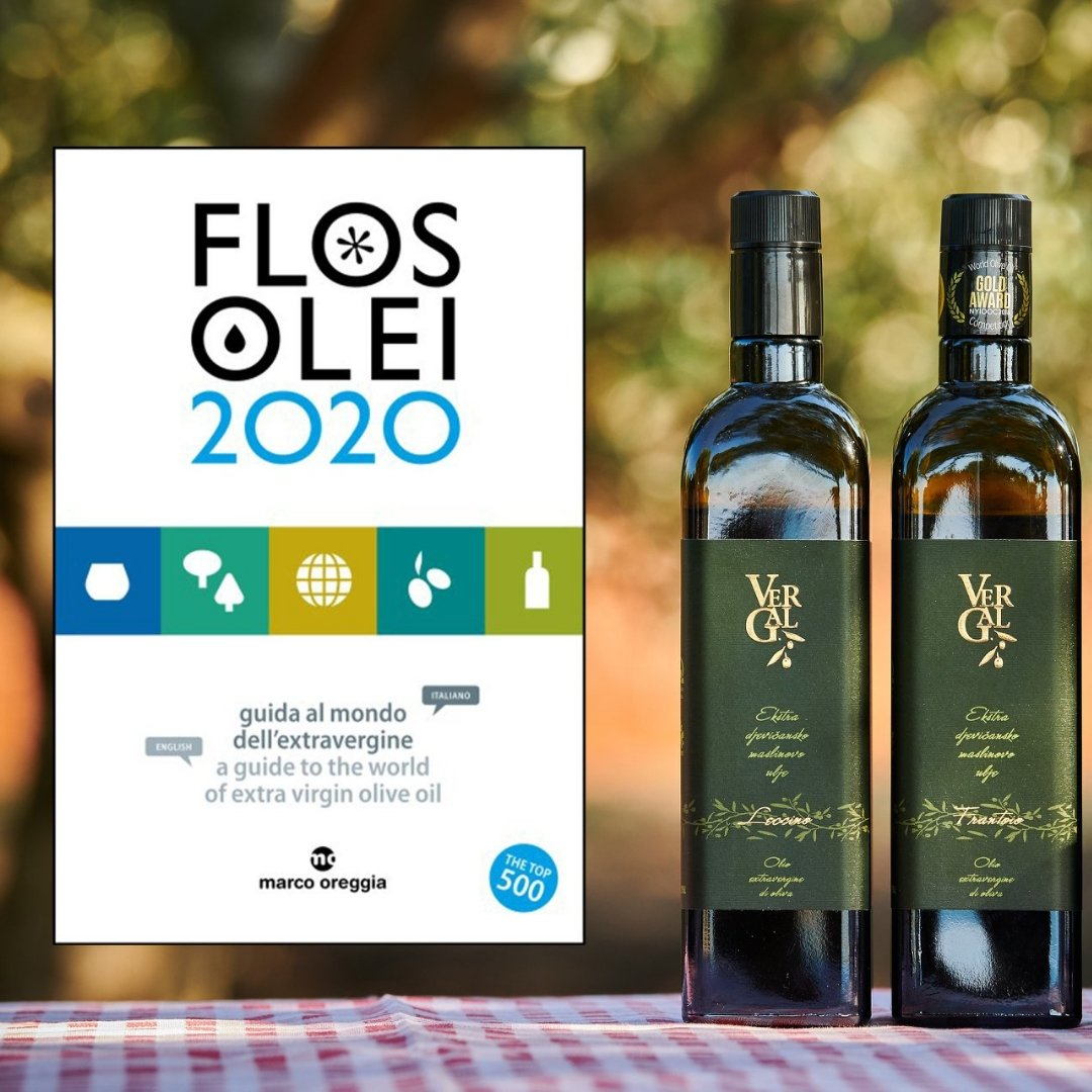 Flos Olei names Istria the world's best olive oil region, again! | Marqt.no