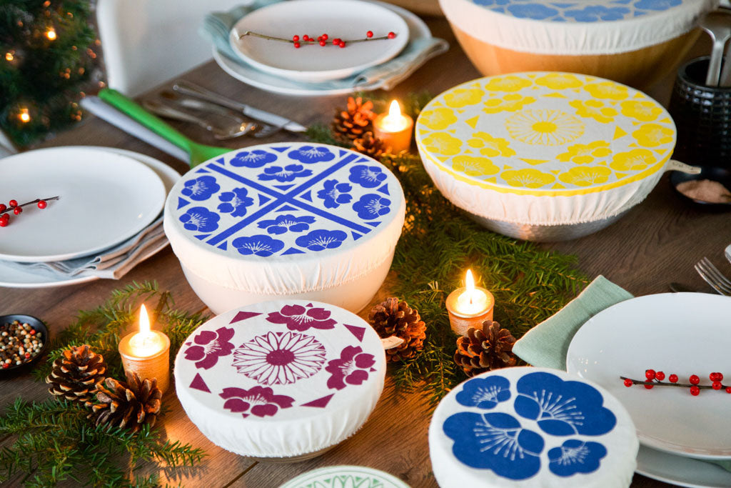 Halo Dish Covers eco friendly covers