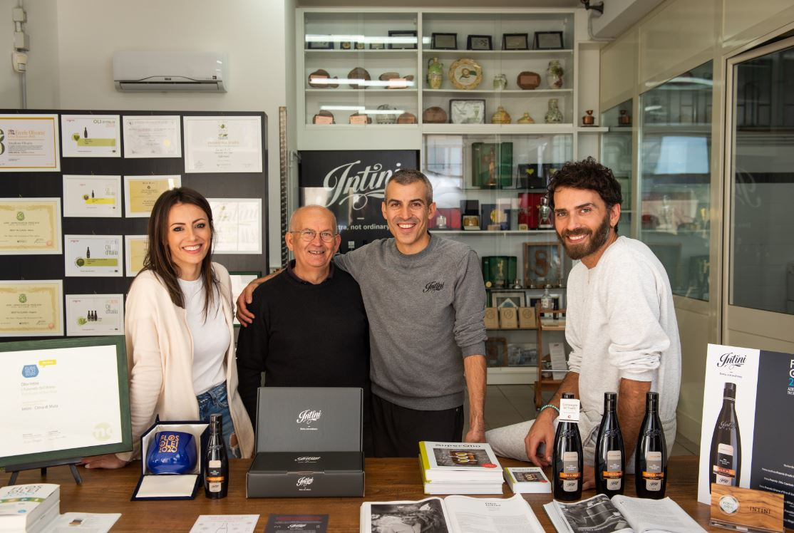 Intini olive oil producer