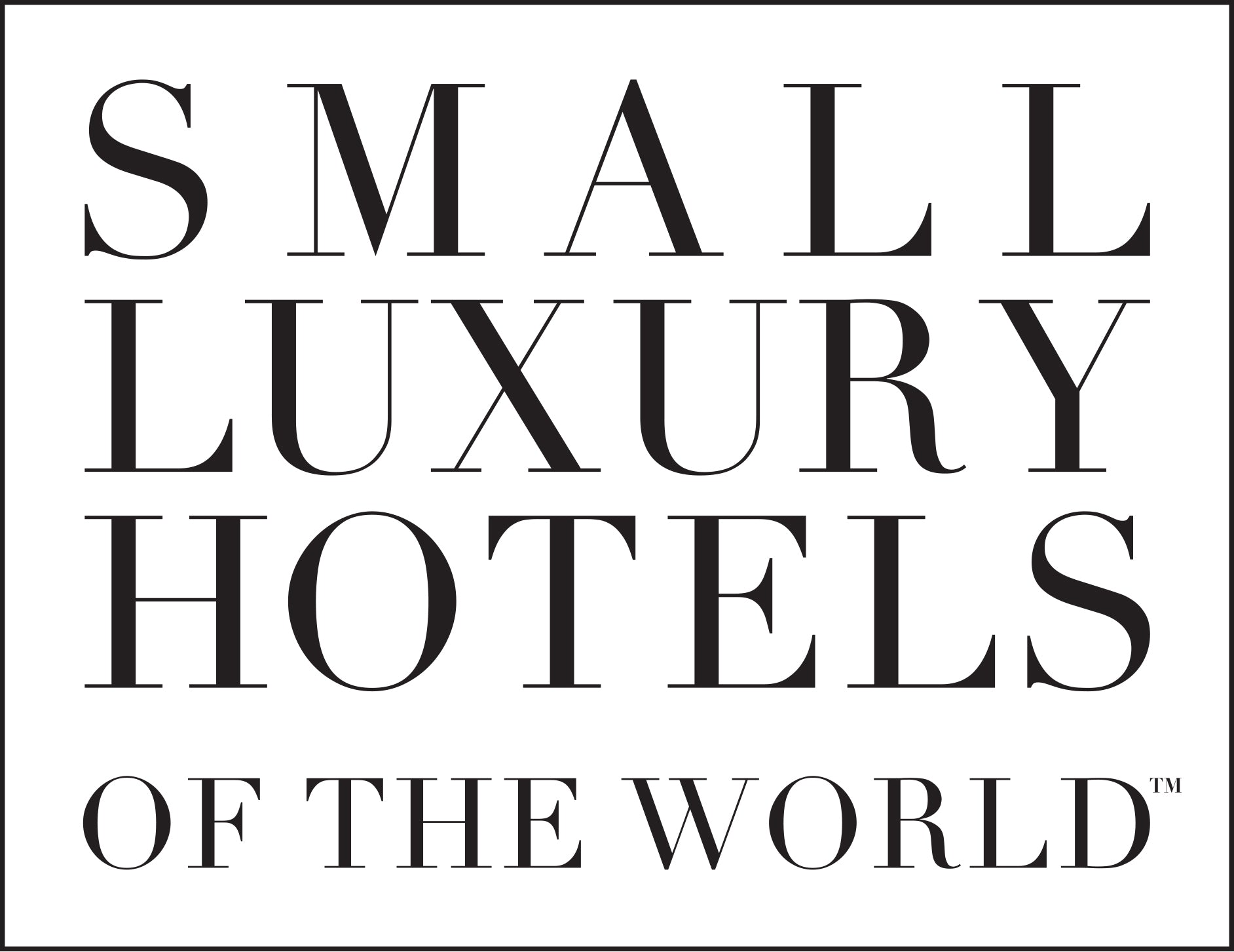 Small luxury hotels icon