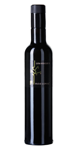 Award winning extra virgin olive oil Kozlovic