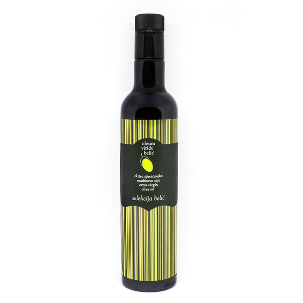 Award winning extra virgin olive oil OLEUM VIRIDE - Marqt.no