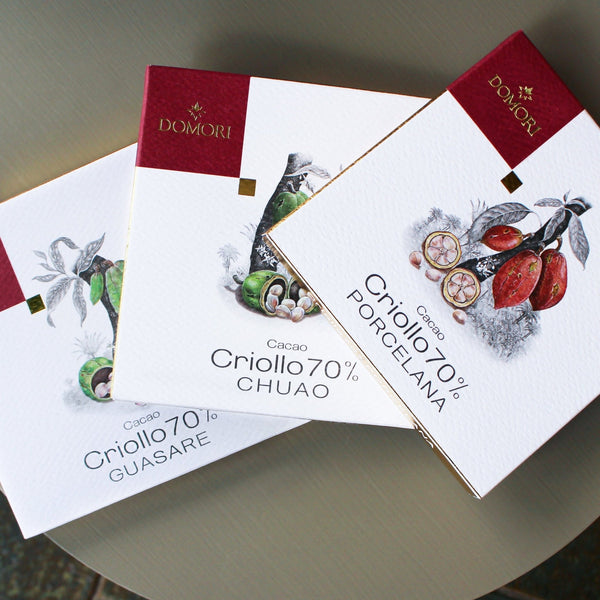 Criollo chocolate 70% - Limited Edition - Marqt.no