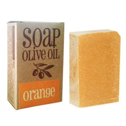 Soap with olive oil │ Orange soap