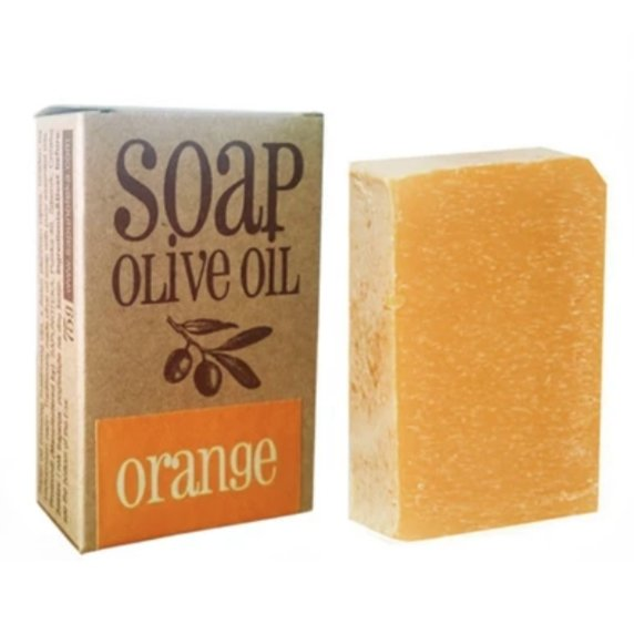 Orange & Cloves soap - Marqt.no