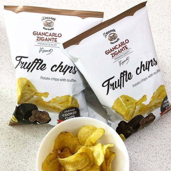 Truffle chips - Marqt.no