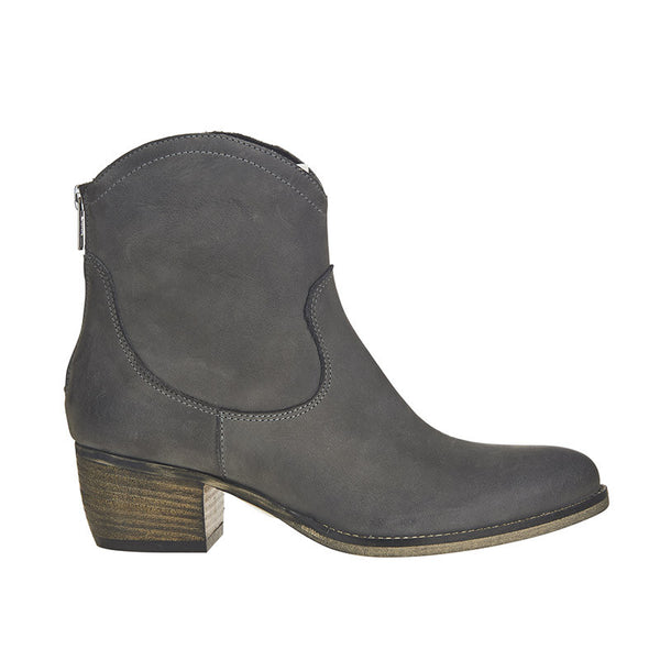 Love Zip Boot Slate