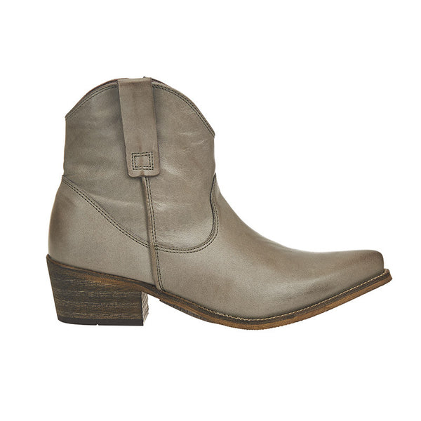 Bronco Ankle Boot Concrete