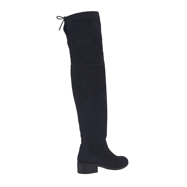 Avail Knee High Boot Black
