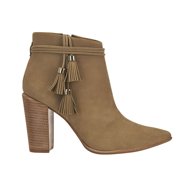 Triad Ankle Boot Nude