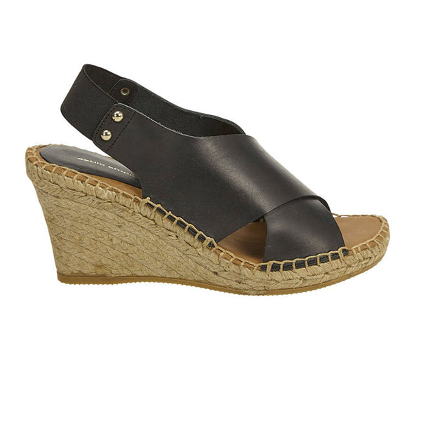 Madrid Espadrille Black