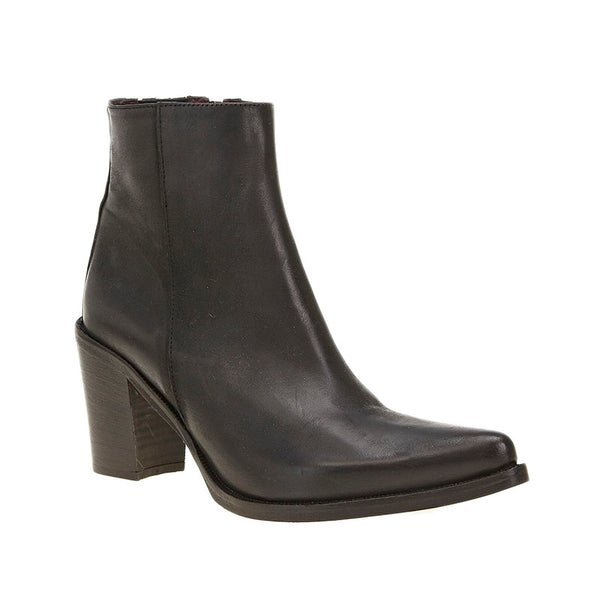 Blackjack Boot Black
