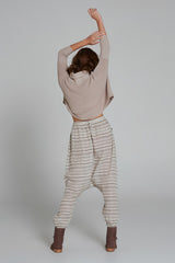 Dropcrutch Pant Turbante Stripe