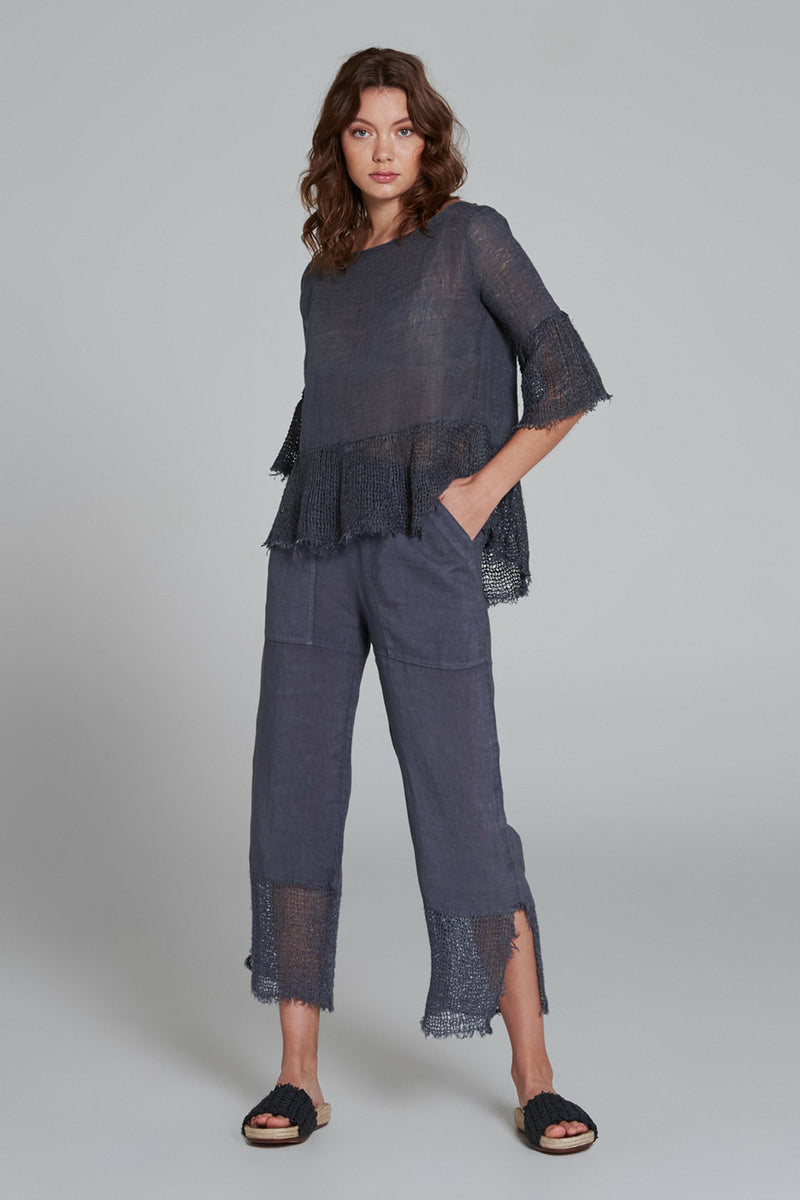 Lounge Pant II Battista Anthracite