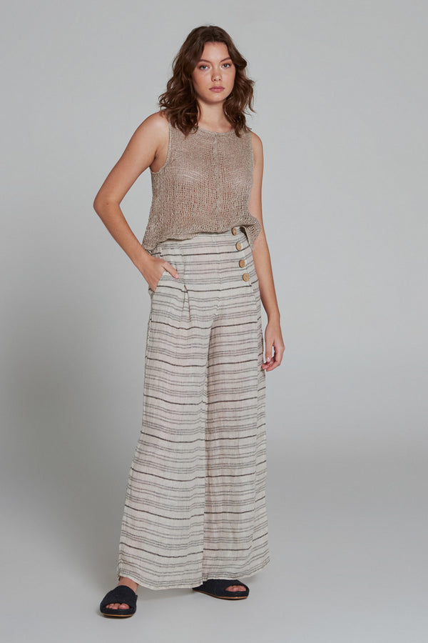 Stellar Pant Turbante Stripe