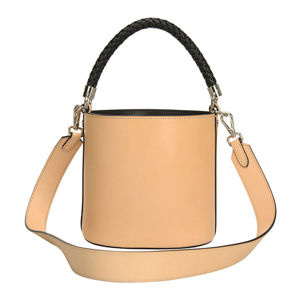 Mini Bustle Bucket Bag