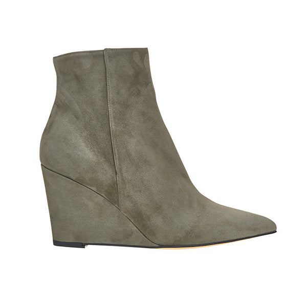 Winnie Wedge Boot Pepper