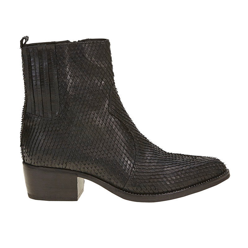 Snake Wander Boot Black