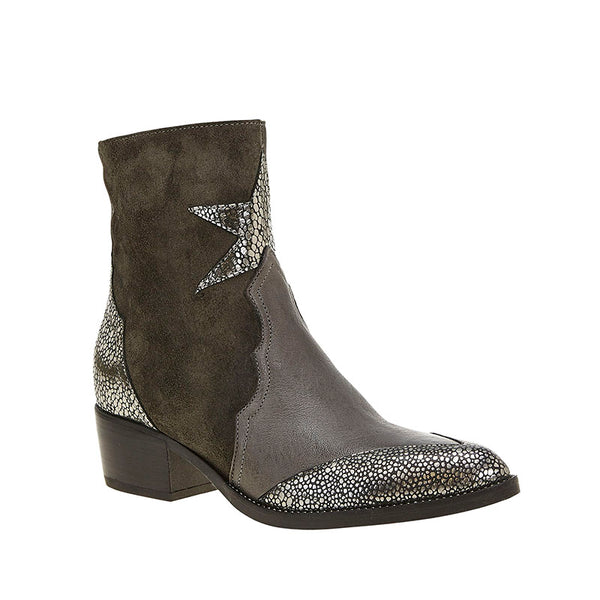 Star Swindler Boot Carbon Metallic