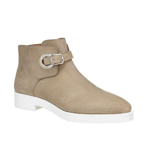 Frame Boot Taupe