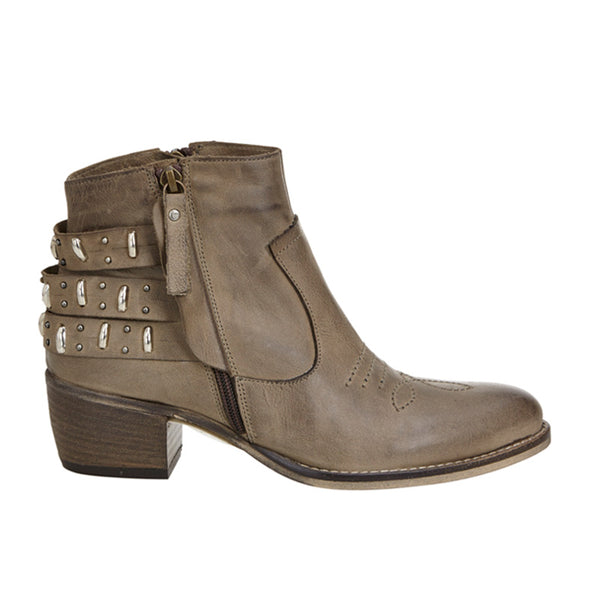 Rancher Boot Taupe