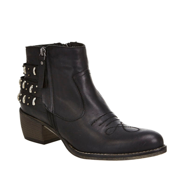 Rancher Boot Black