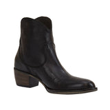 Love Zip Boot - Black