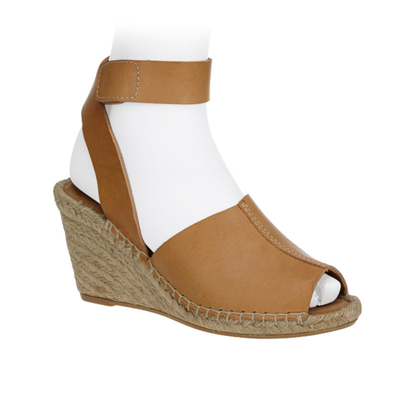 Stable Espadrille Wedge Natural