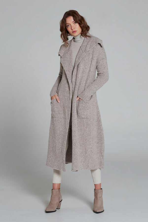 Descendant Coat Natural