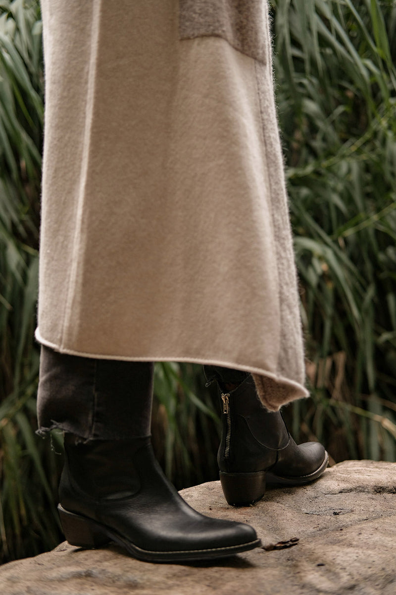 Gale Coat Stone/Natural