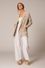 Safar Blazer Natural